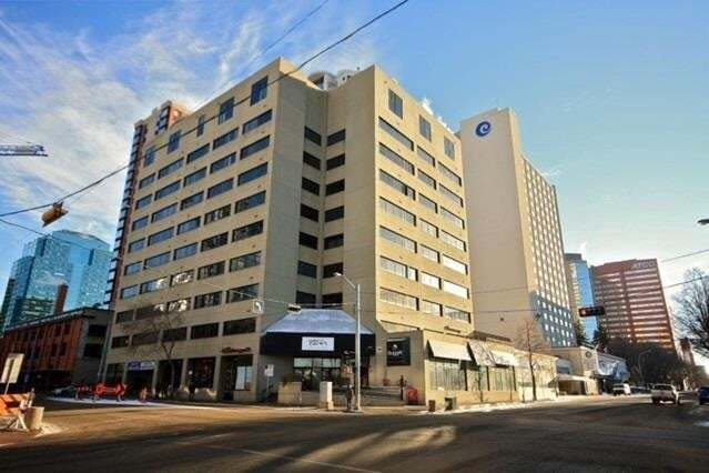 Condo for sale at 10179 105 St NW Unit 703 Edmonton Alberta - MLS: E4194659