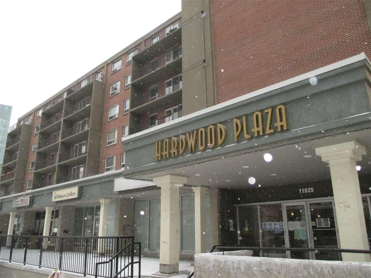 For Sale: 703 - 11025 Jasper Avenue, Edmonton, AB | 1 Bed, 1 Bath Condo for $149,999. See 17 photos!
