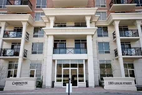 Apartment for rent at 1103 Leslie St Unit 703 Toronto Ontario - MLS: C4658011