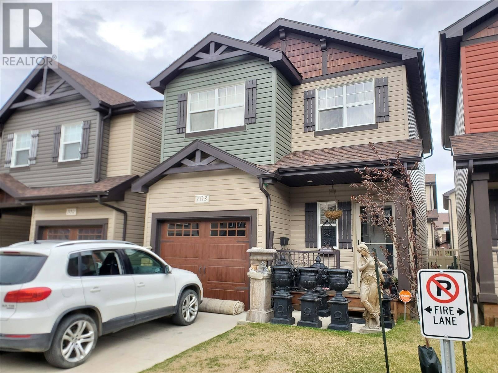 House for sale at 150 Langlois Wy Unit 703 Saskatoon Saskatchewan - MLS: SK772097