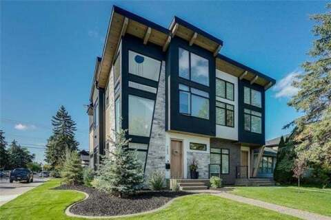 Townhouse for sale at 703 33 St Northwest Calgary Alberta - MLS: C4306160
