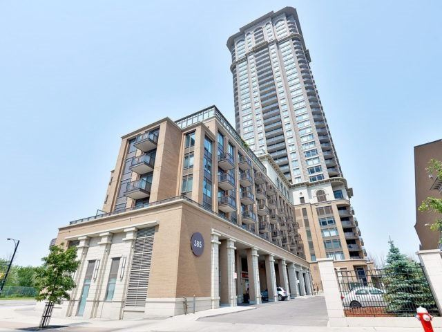 Sold: 703 - 385 Prince Of Wales Drive, Mississauga, ON