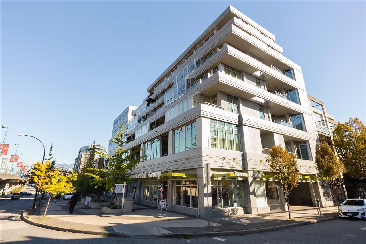 Buliding: 495 West 6th Avenue, Vancouver, BC