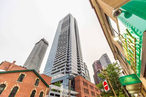 Condo for sale at 5 St Joseph St Unit 703 Toronto Ontario - MLS: C4580938