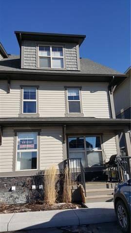 Townhouse for sale at 50 Belgian Ln Unit 703 Cochrane Alberta - MLS: C4232830