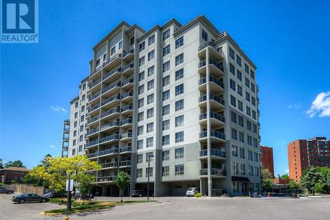Condo for sale at 539 Belmont Ave West Unit 703 Kitchener Ontario - MLS: 30739562