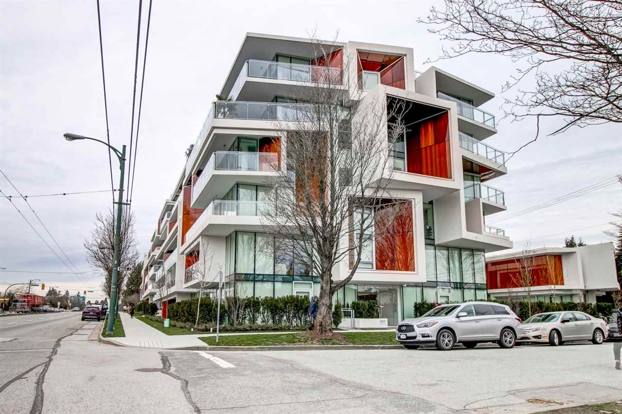 Sold: 703 - 5699 Baillie Street, Vancouver, BC