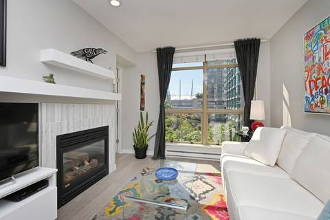 Condo for sale at 819 Hamilton St Unit 703 Vancouver British Columbia - MLS: R2381169
