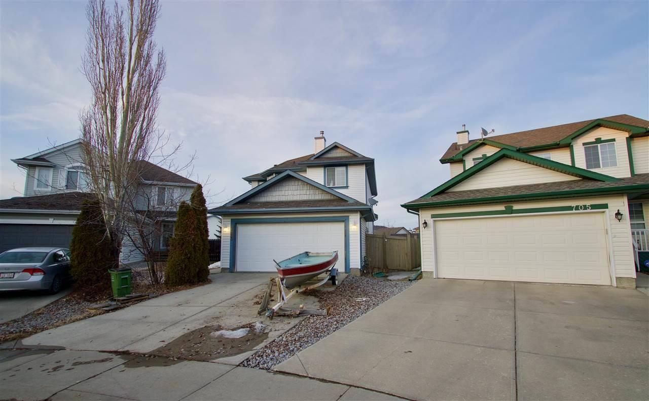 House for sale at 703 89 St Sw Edmonton Alberta - MLS: E4195387