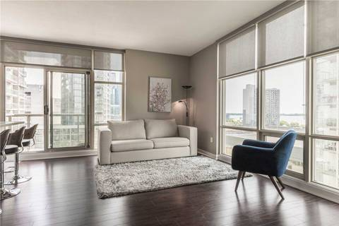 Condo for sale at 9 Spadina Ave Unit 703 Toronto Ontario - MLS: C4515808