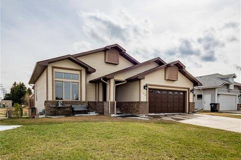 House for sale at 703 High Country Dr Northwest High River Alberta - MLS: C4243068