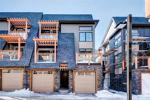 Townhouse for sale at 102 Stewart Creek Ri Unit 704 Canmore Alberta - MLS: C4245750