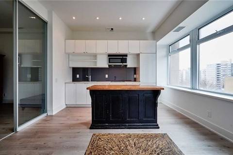 Apartment for rent at 111 St. Clair St Unit 704 Toronto Ontario - MLS: C4437047