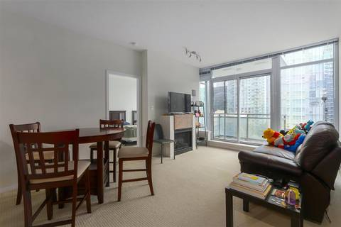 Condo for sale at 1211 Melville St Unit 704 Vancouver British Columbia - MLS: R2389294