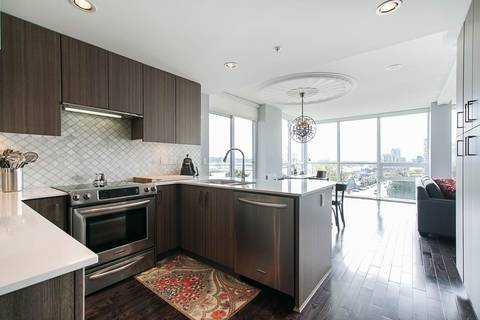 Condo for sale at 125 Columbia St Unit 704 New Westminster British Columbia - MLS: R2387169