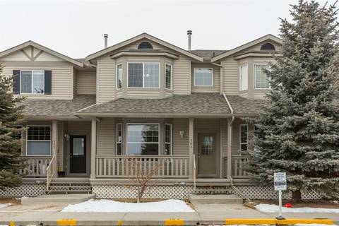 Townhouse for sale at 2001 Luxstone Blvd Southwest Unit 704 Airdrie Alberta - MLS: C4288950