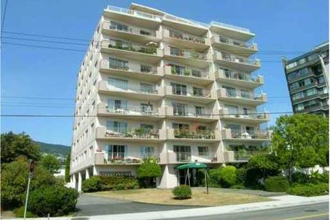 Condo for sale at 2187 Bellevue Ave Unit 704 West Vancouver British Columbia - MLS: R2442453