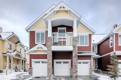 Townhouse for sale at 2400 Ravenswood Vw Southeast Unit 704 Airdrie Alberta - MLS: C4286539