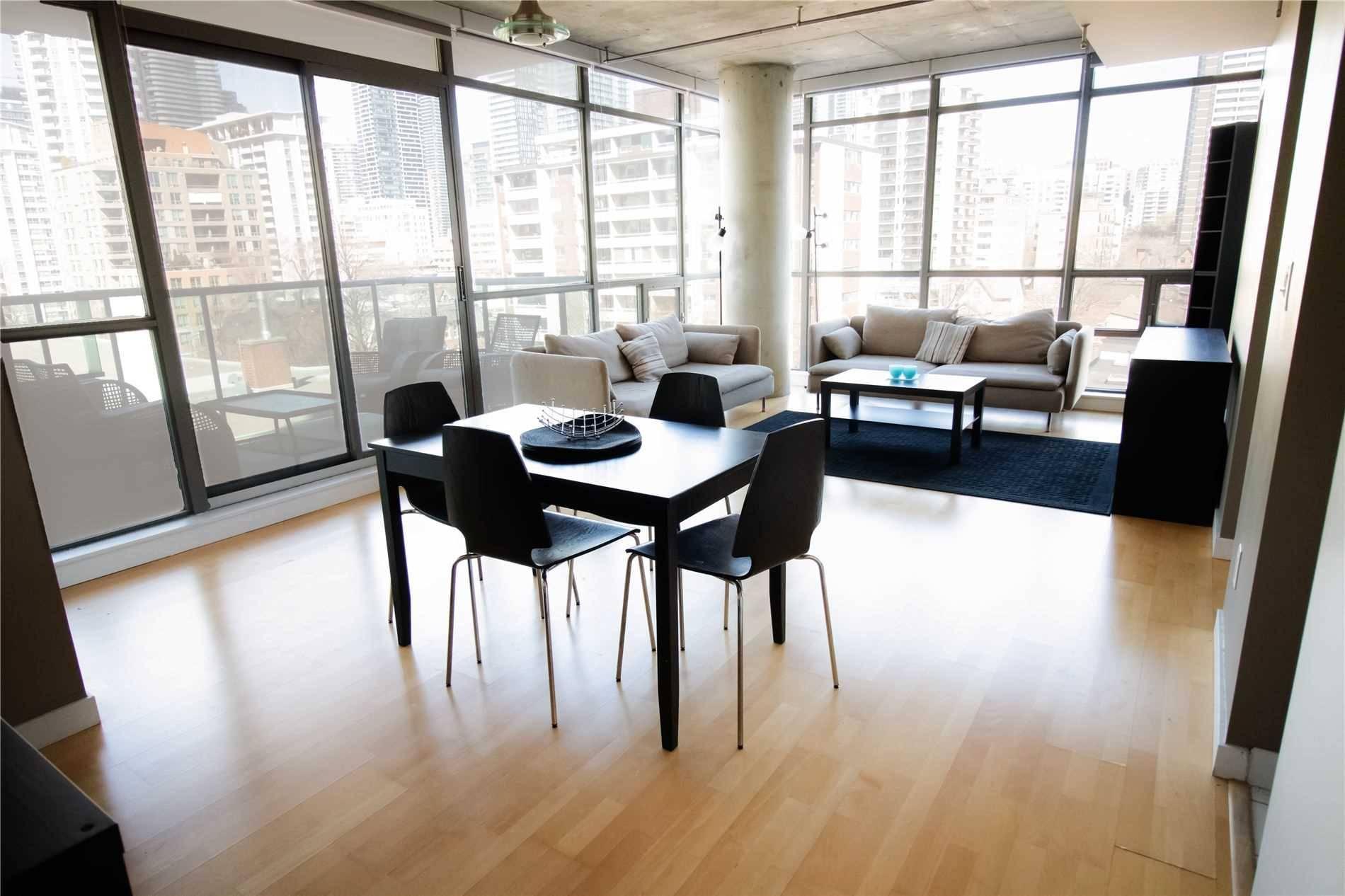 Apartment for rent at 285 Mutual St Unit 704 Toronto Ontario - MLS: C4728919