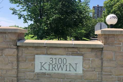 Apartment for rent at 3100 Kirwin Ave Unit 704 Mississauga Ontario - MLS: W4602017