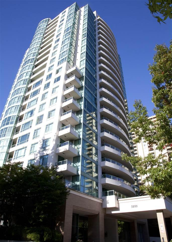 Paramount Ii Condos: 5899 Wilson Avenue, Burnaby, BC