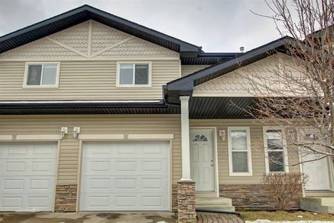 Townhouse for sale at 760 Railway Gt Southwest Unit 704 Airdrie Alberta - MLS: C4242199