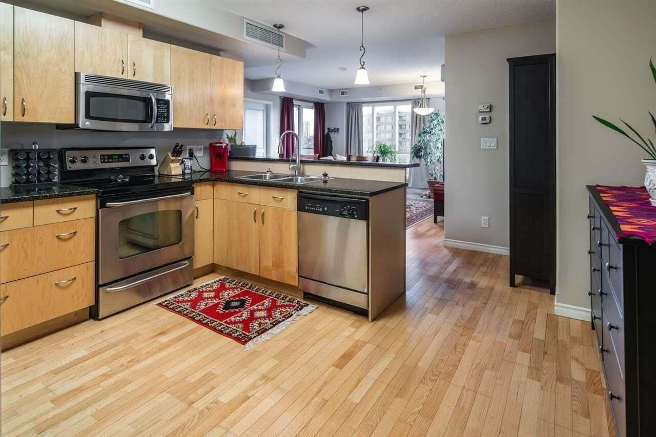 Condo for sale at 9707 106 St NW Unit 704 Edmonton Alberta - MLS: E4217523