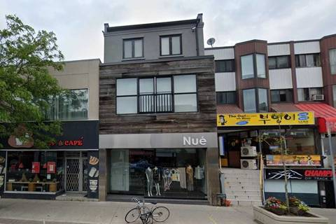 Commercial property for lease at 704 Bloor St Toronto Ontario - MLS: C4682680