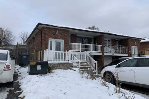 Townhouse for rent at 704 Eaglemount Cres Mississauga Ontario - MLS: W4677541