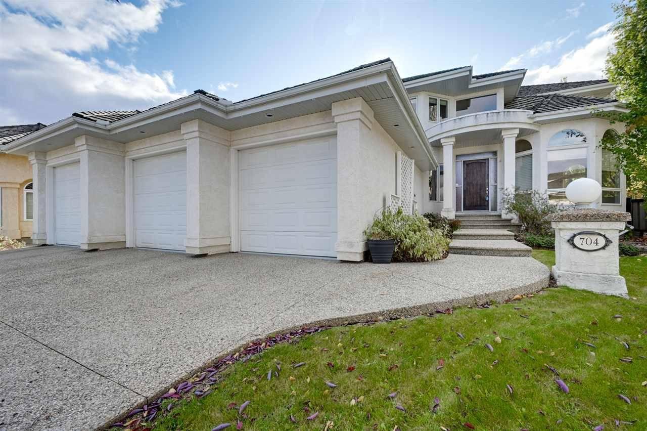 House for sale at 704 Hetu Ln Nw Edmonton Alberta - MLS: E4175554