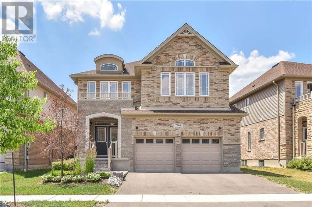 House for sale at 704 Sundew Dr Waterloo Ontario - MLS: 30820883