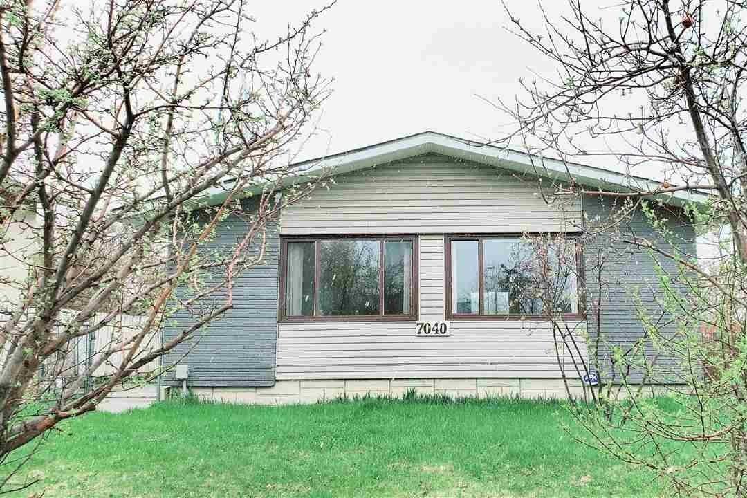 House for sale at 7040 138 Av NW Edmonton Alberta - MLS: E4221492