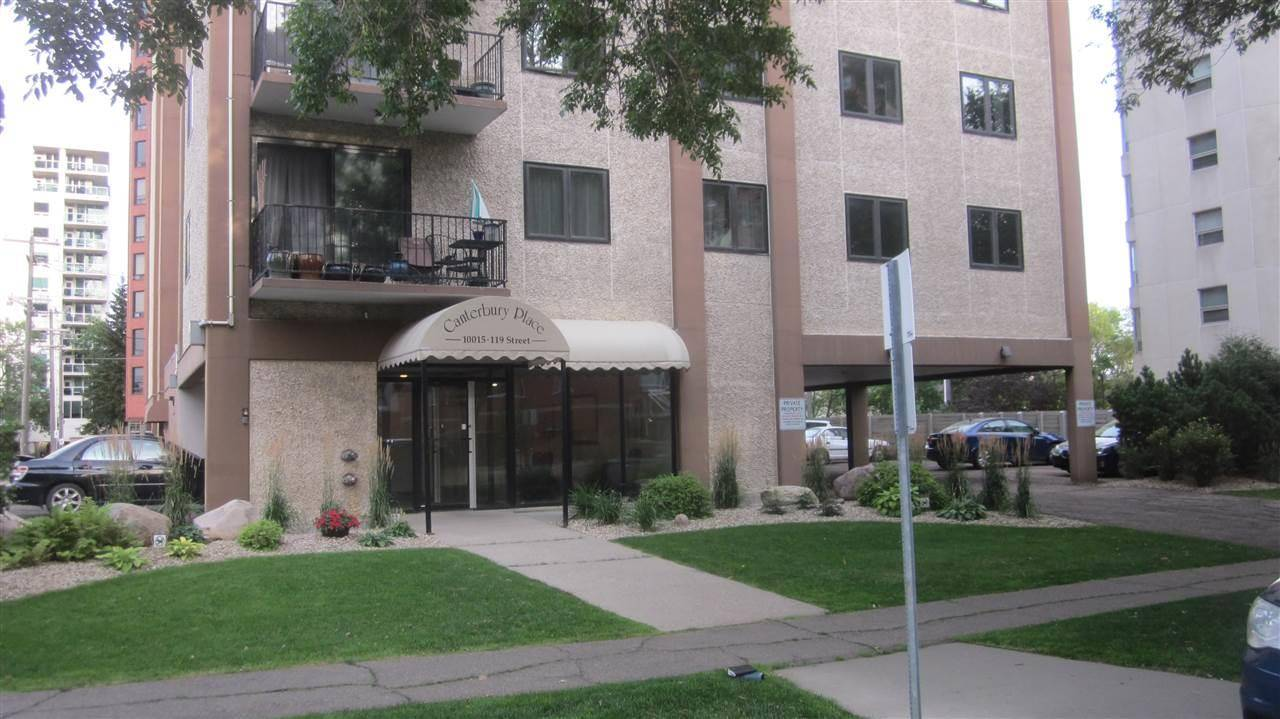 Condo for sale at 10015 119 St Nw Unit 705 Edmonton Alberta - MLS: E4173747