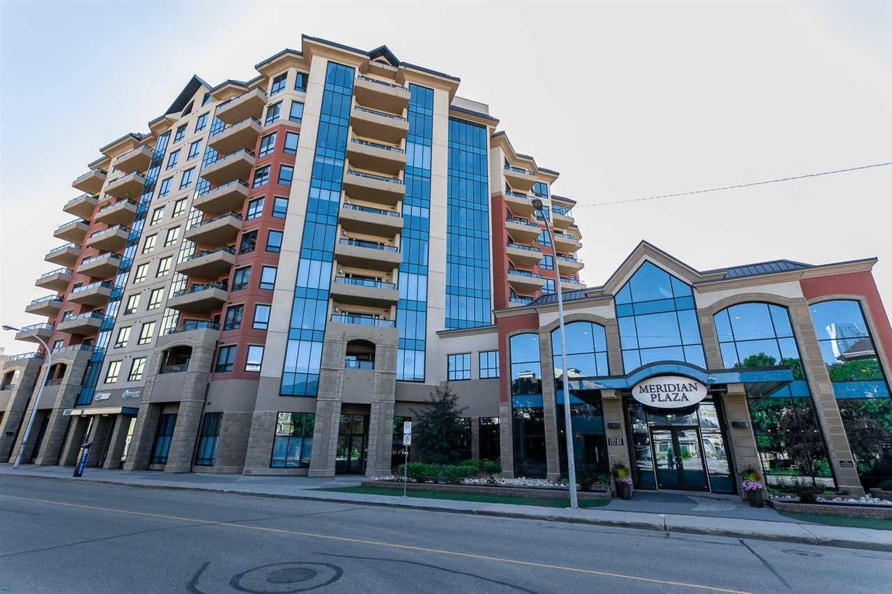 Condo for sale at 10142 111 St Nw Unit 705 Edmonton Alberta - MLS: E4171236