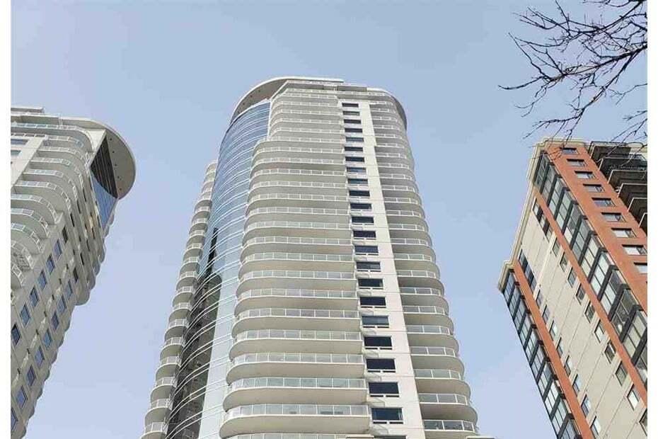 Condo for sale at 10152 104 St NW Unit 705 Edmonton Alberta - MLS: E4208082