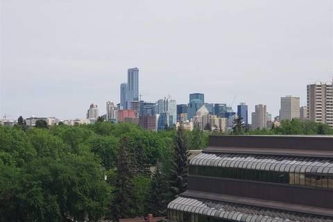 Condo for sale at 11111 82 Ave Nw Unit 705 Edmonton Alberta - MLS: E4159857