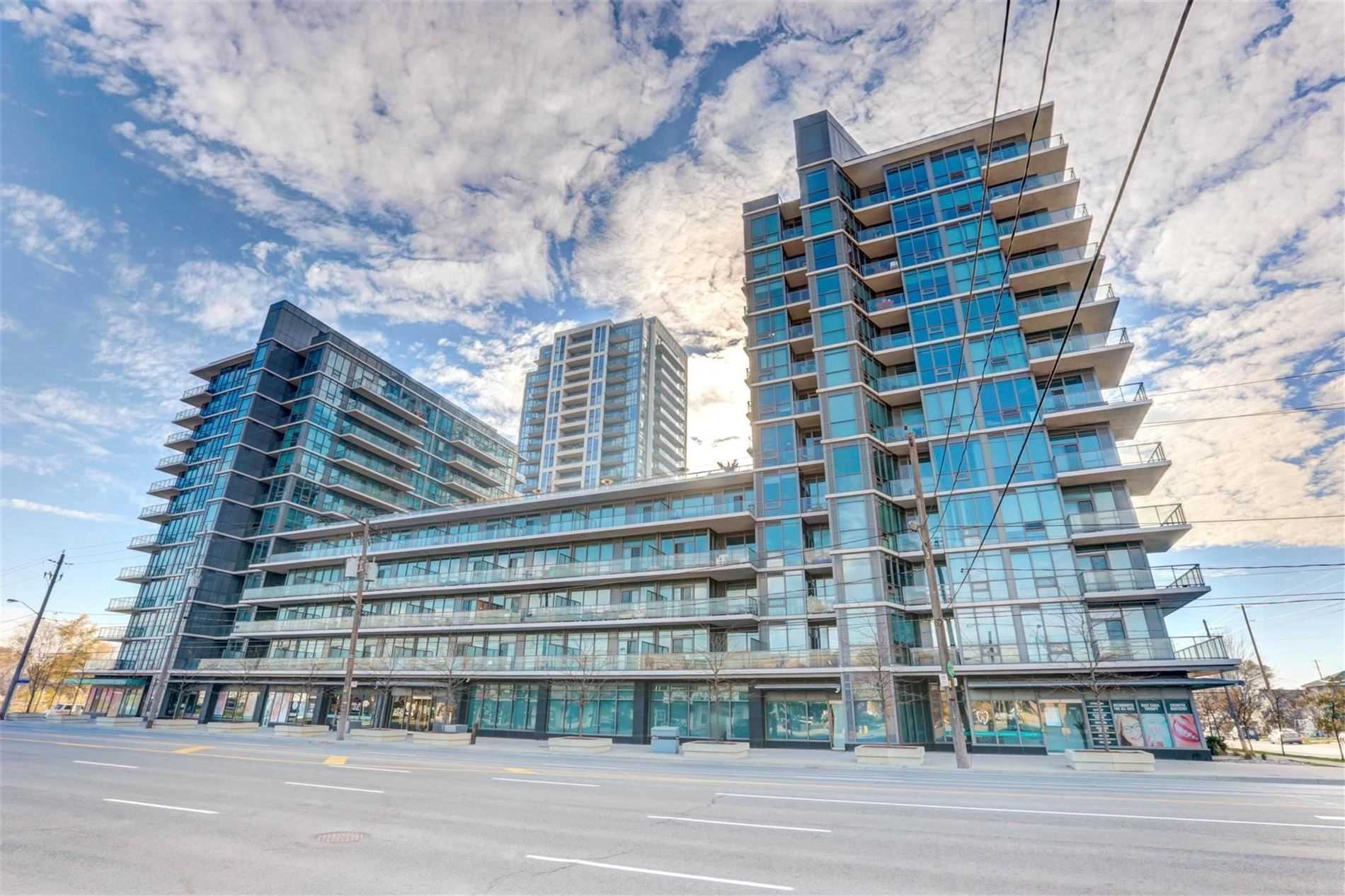 For Sale: 705 - 1185 The Queensway, Toronto, ON | 1 Bed, 1 Bath Condo for $399900.00. See 24 photos!