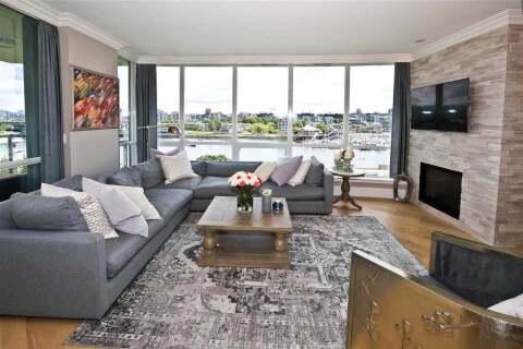 Condo for sale at 1328 Marinaside Cres Unit 705 Vancouver British Columbia - MLS: R2463827