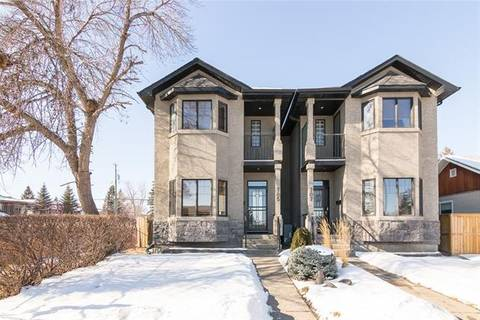 Townhouse for sale at 705 19 St Northwest Calgary Alberta - MLS: C4287935