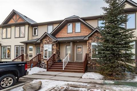 Townhouse for sale at 2445 Kingsland Rd Southeast Unit 705 Airdrie Alberta - MLS: C4284741