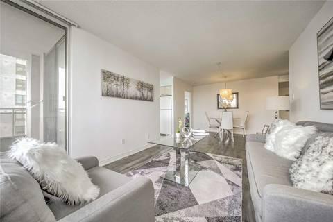 Apartment for rent at 260 Doris Ave Unit 705 Toronto Ontario - MLS: C4387503