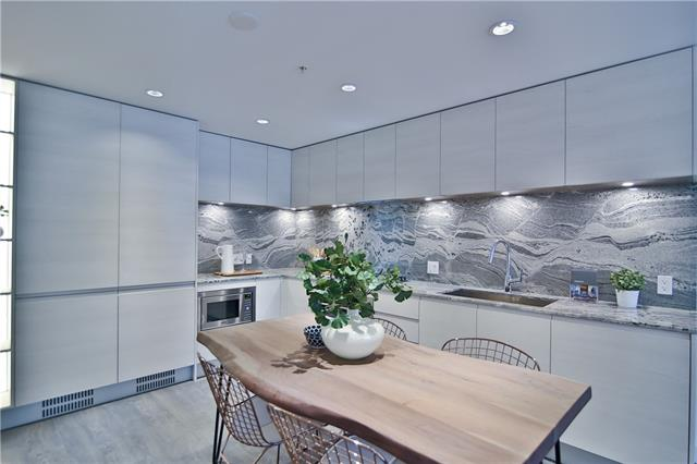 For Sale: 705 - 310 12 Avenue Southwest, Calgary, AB | 2 Bed, 2 Bath Condo for $510,300. See 16 photos!