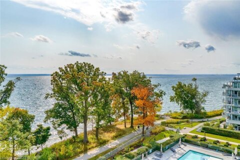 Home for sale at 3500 Lakeshore Rd Unit 705 Oakville Ontario - MLS: 40031810
