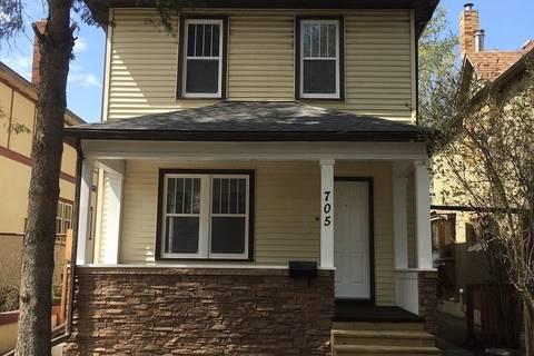 House for sale at 705 4th Ave N Saskatoon Saskatchewan - MLS: SK804670