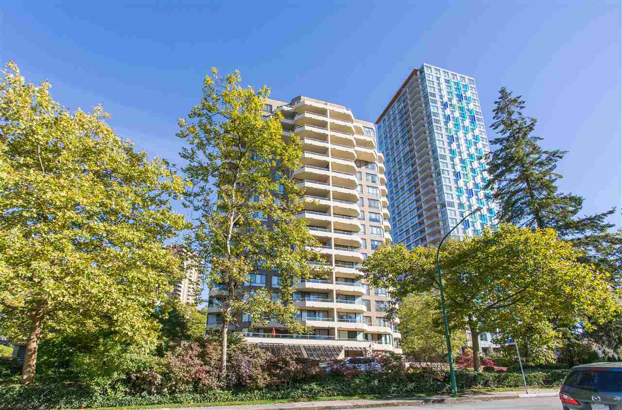 The Regent Condos: 5790 Patterson Avenue, Burnaby, BC