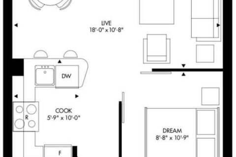 Apartment for rent at 76 Shuter St Unit 705 Toronto Ontario - MLS: C4936240