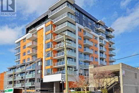 Condo for sale at 838 Broughton St Unit 705 Victoria British Columbia - MLS: 406524