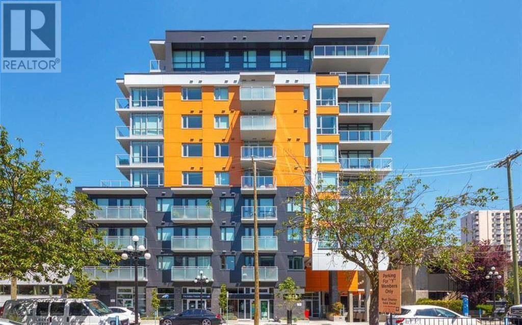 Condo for sale at 838 Broughton St Unit 705 Victoria British Columbia - MLS: 418872