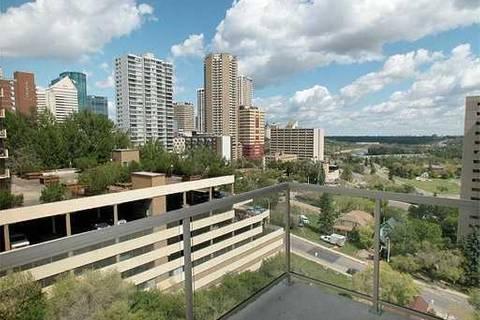 Condo for sale at 9819 104 St Nw Unit 705 Edmonton Alberta - MLS: E4148472