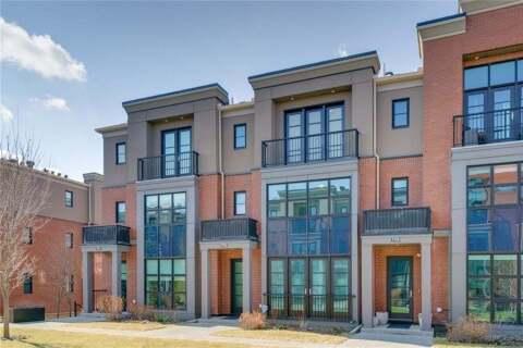 Townhouse for sale at 705 Aspen Meadows Hl SW Calgary Alberta - MLS: C4296555